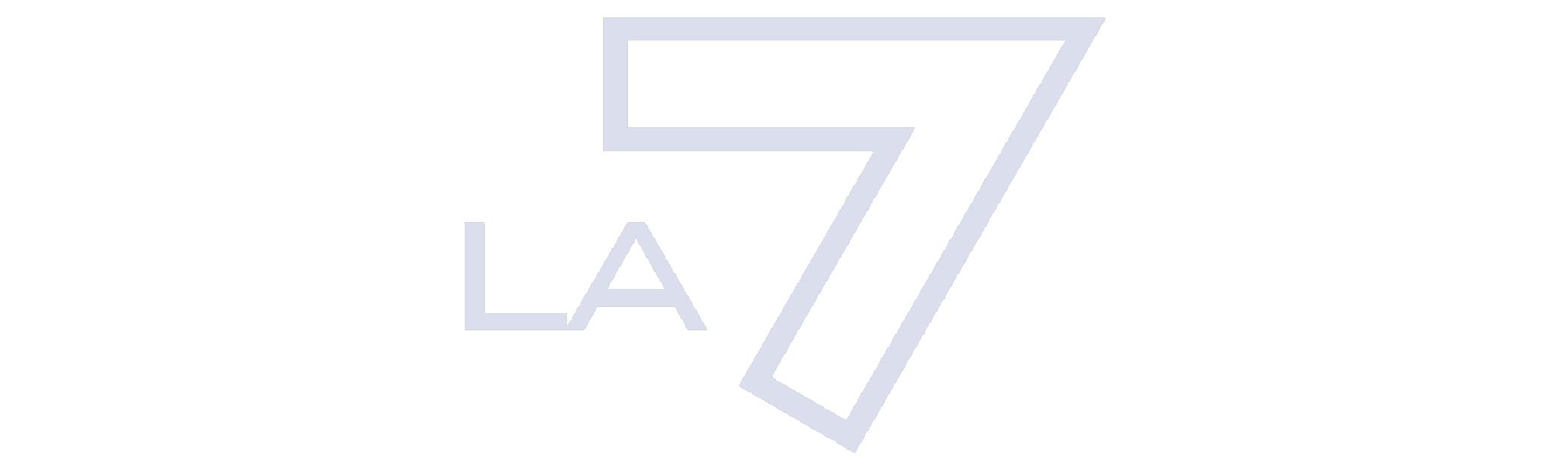 LA7-logo-grey