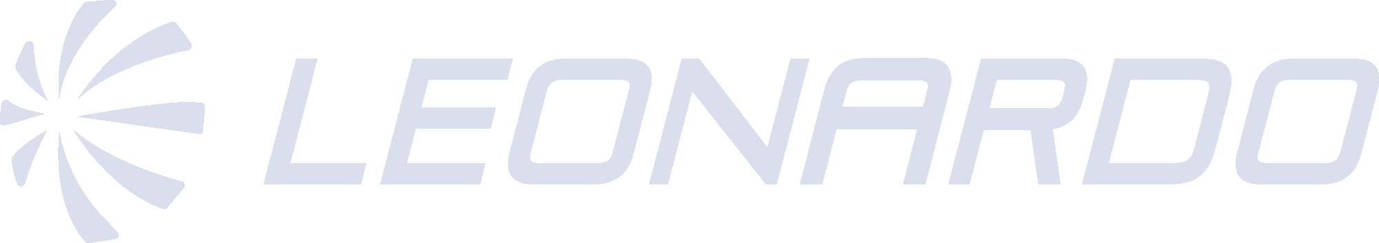Leonardo logo, one of FifthIngenium clients